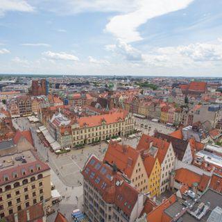 Aussichtsturm der Elisabethkirche