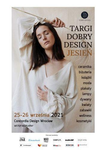Zdjęcie wydarzenia Targi Dobry Design – edycja jesienna