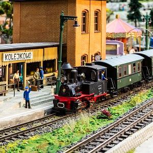 Kolejkowo – makieta kolejowa Wrocław