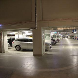 Parking podziemny przy Narodowym Forum Muzyki