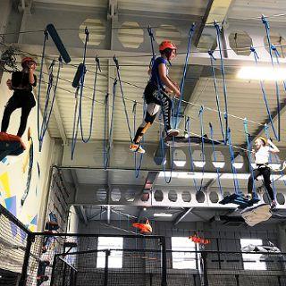 Park rozrywki Jump Hall Wrocław