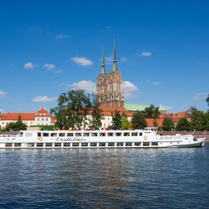 Statek Restauracja Wratislavia