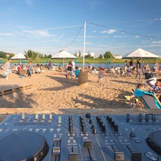Stara Odra Beach Bar Plaża miejska