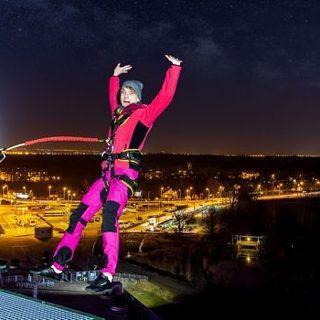 Nocne Skoki Swing Jump & Dream Jump na Halloween