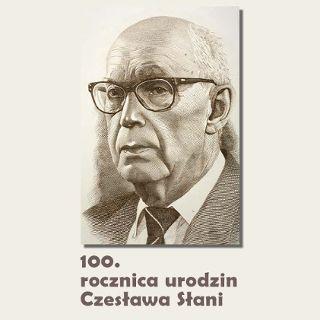 100. rocznica urodzin Czesława Słani