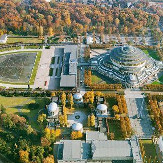 Jahrhunderthalle Wrocław