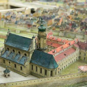 Das plastische Panorama des Alten Lembergs