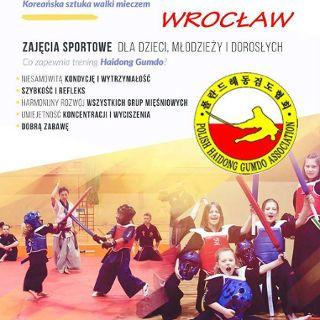 Haidong Gumdo we Wrocławiu – koreańska sztuka walki mieczem
