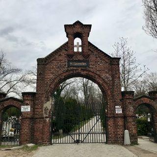 Zwiedzanie Cmentarza św. Wawrzyńca – spacer z przewodnikiem