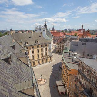 Wieża Matematyczna Uniwersytetu Wrocławskiego