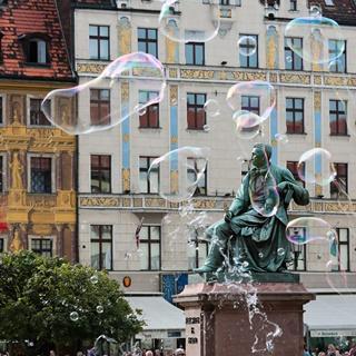 Pomnik Aleksandra Fredry na Rynku