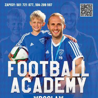 Football Academy Wrocław - szkółka piłkarska dla dzieci - Krzyki- Gaj
