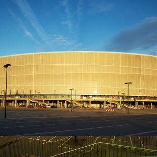 Zdjęcie wydarzenia Besichtigung des Stadions Wrocław