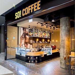 So! Coffee Wroclavia