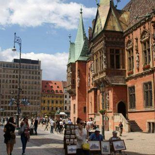 Zdjęcie wydarzenia Klassische Stadtführung durch Breslau 2 St. (DEUTSCH)