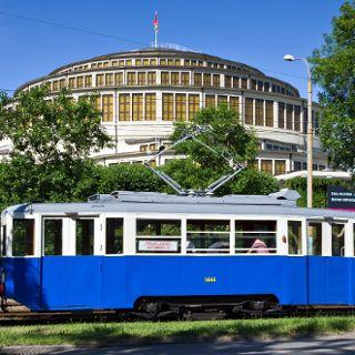 Historische Straßenbahnen