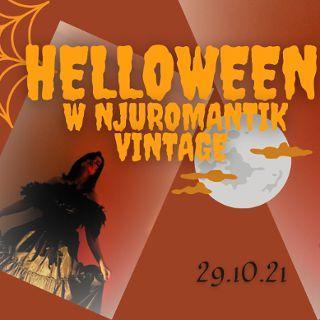 Helloween w Njuromantik Vintage