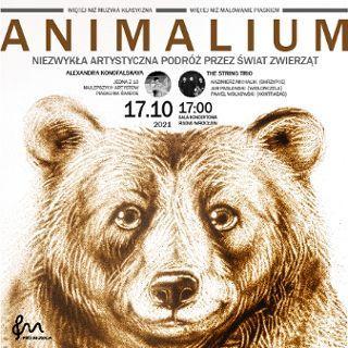 Zdjęcie wydarzenia Animalium. Niezwykła podróż przez świat zwierząt