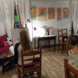 Zdjęcie wydarzenia Malarstwo i rysunek