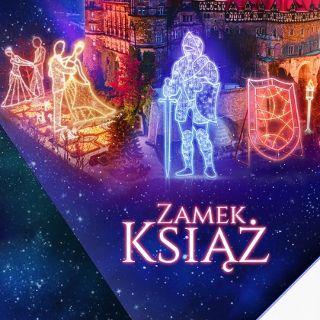 Ogrody Światła w Zamku Książ i Palmiarni