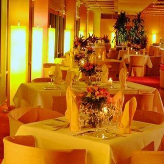 Restaurant im Hotel HP Park Plaza