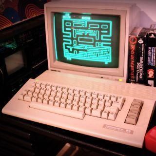 Interaktywne muzeum gier i komputerów