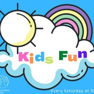 KIDS FUN – sportowe, integracyjne zajęcia dla rodziców i dzieci