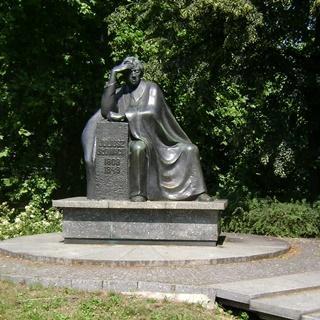 Pomnik Juliusza Słowackiego