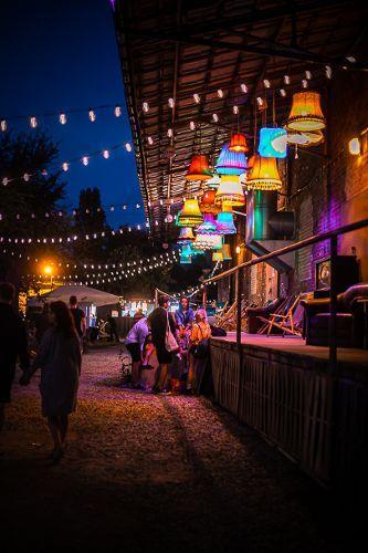 Zdjęcie wydarzenia Nocny Targ na Tęczowej