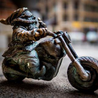 Wentyl – Krasnal Motocyklista