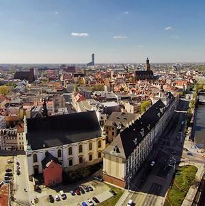 Uniwersytet Wrocławski gmach główny