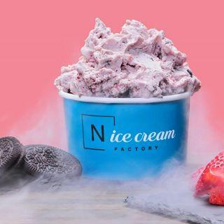 N'ice Cream Factory Wrocław Lodziarnia