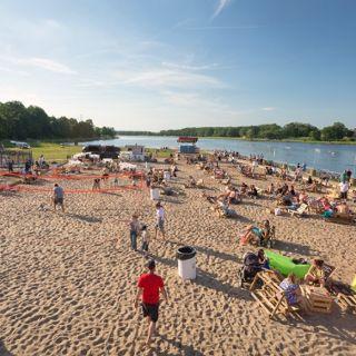 HotSpot Beach Bar – Plaża miejska