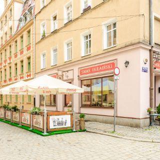 "The Ukrainian restaurant ""Hortyca"""