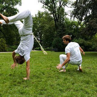 Nowość! Capoeira w Konturach Kultury!
