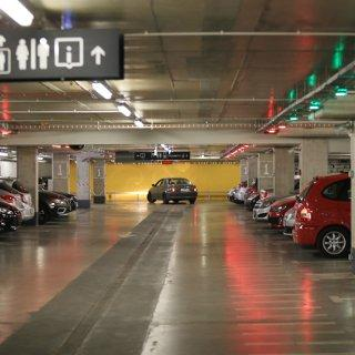 Parking Nowy Targ