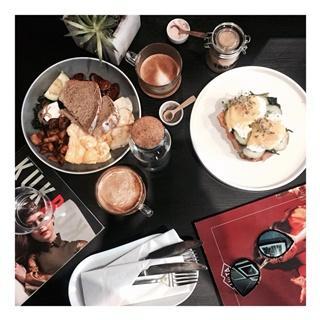 Egg Cafe australisches Restaurant