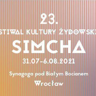 Zdjęcie wydarzenia 23. Festiwal Kultury Żydowskiej SIMCHA