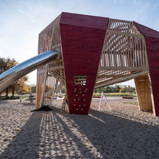 Park Mamuta we Wrocławiu