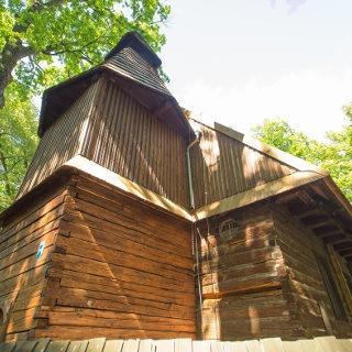 Die Kirche im Park Szczytnicki