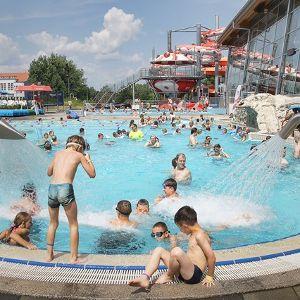 Zdjęcie wydarzenia Am 28. Mai Wiedereröffnung des Aquaparks von Wrocław