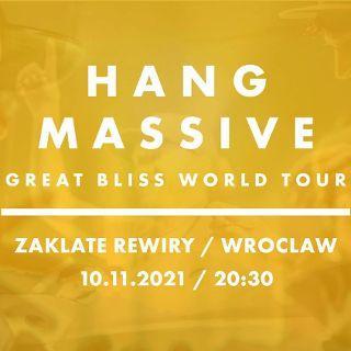 Zdjęcie wydarzenia Koncert: Hang Massive w Zaklętych Rewirach
