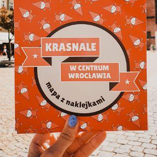 Spacer trasą wrocławskich krasnali w centrum Wrocławia