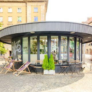 Cafetería Etno Cafe Okrąglak