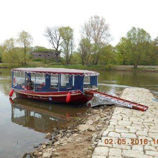 Statek Gondola – rejsy po Odrze