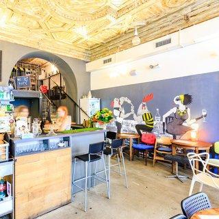 Cafetería Lot Kury