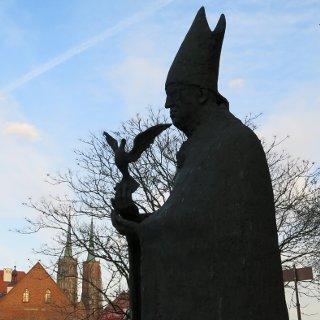Pomnik kardynała Bolesława Kominka
