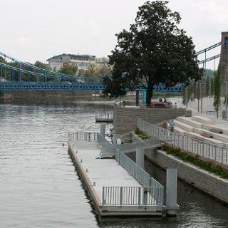 Bulwar Marii i Lecha Kaczyńskich