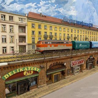 Zdjęcie wydarzenia Kolejkowo – makieta kolejowa