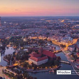 Bezpłatne XVIII Letnie Spacery z Przewodnikiem po Wrocławiu z PTTK, oddział Wrocław